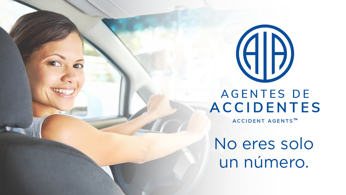 Accident Agents - You Are Not Just  A Number