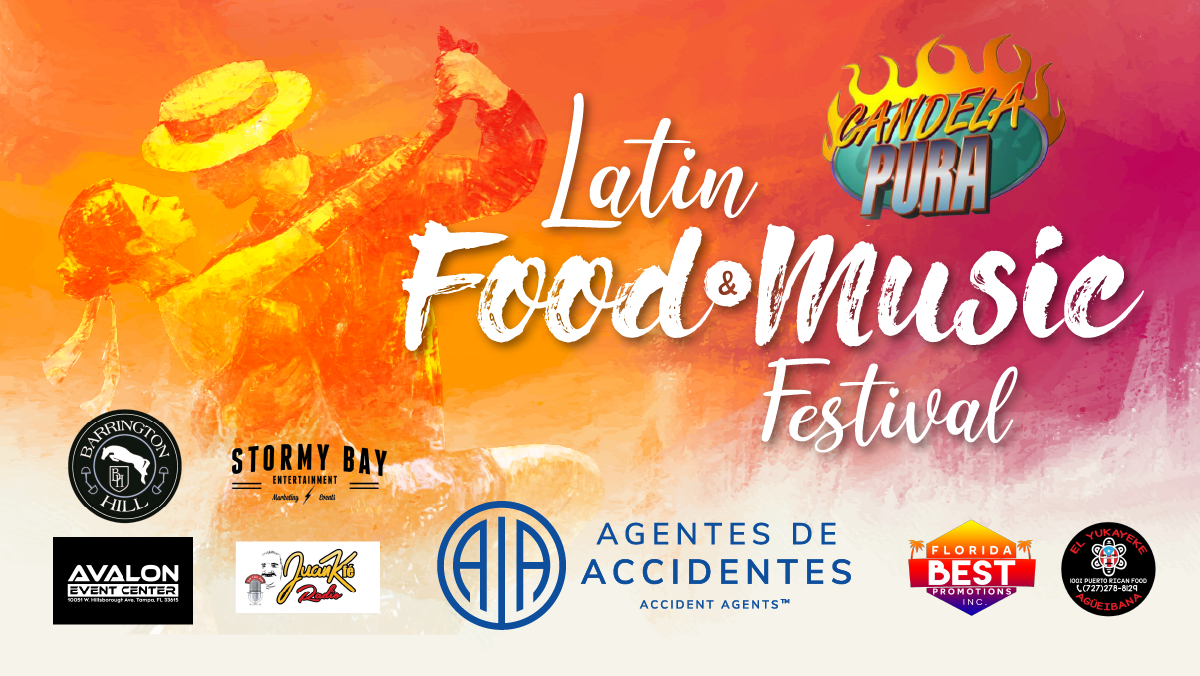 Accident Agents - Latin Food & Wine Festival