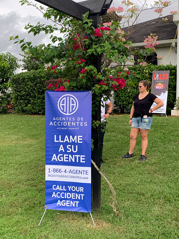 Accident Agents Sponsors the Candela Pura 2020
