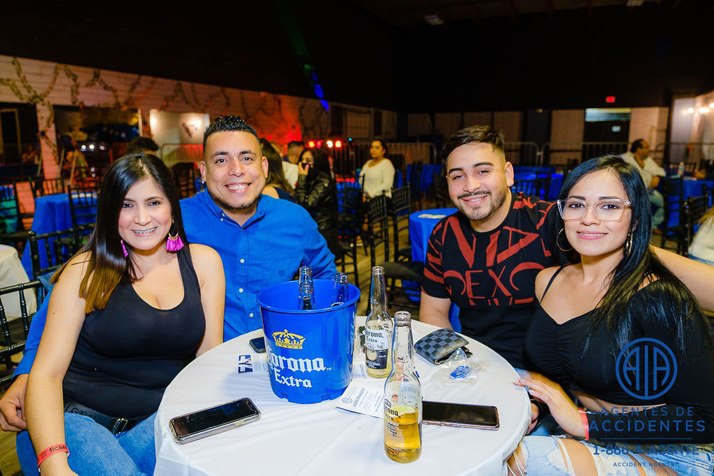 Accident Agents Sponsors Jean Carlos Concert