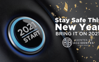 Accident Agents - Happy New Year!